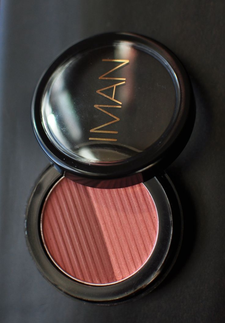 Get A Beautiful Bronze and Peachy Glow With IMAN Cosmetics Luxury ...
