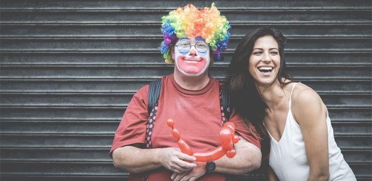 Zâmbetul și umorul — despre terapia de a privi viața cu seninătate!