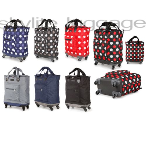 20-LIGHT-WEIGHT-WHEELED-SHOPPER-FOLDING-SHOPPING-TROLLEY-BAG-ON-4-WHEELS