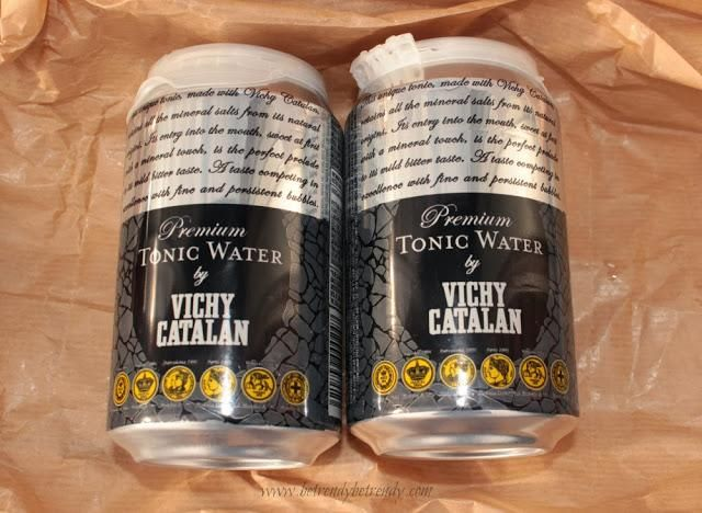 Premium Tonic Water by Vichy Catalán