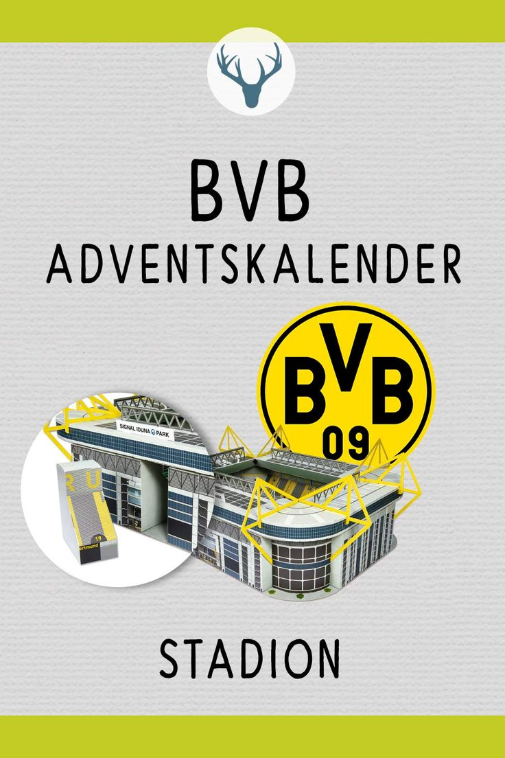 Adventskalender Bvb