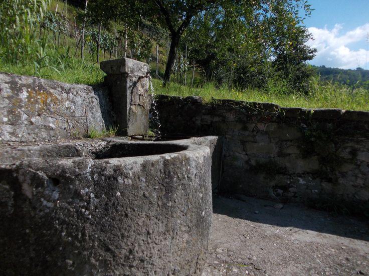Fontana della beccheria Castiglione Garfagnana
