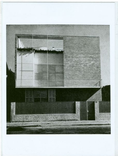 Archivio Mario Asnago e Claudio Vender, Villa Molin, 1935
