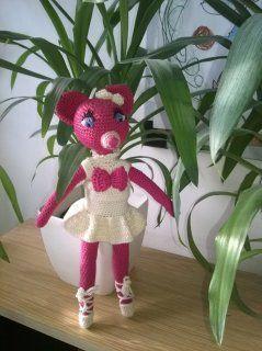My crochet Danuse Krhovska
