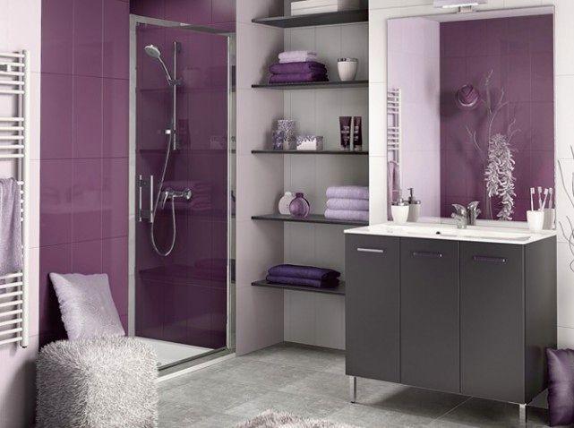 10 best salle de bain images on Pinterest Bathroom, Bathrooms and - petit meuble salle de bain pas cher