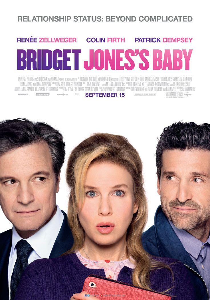 Bridget Jones's Baby HD Movie Poster -  www.hdmovieposters.com