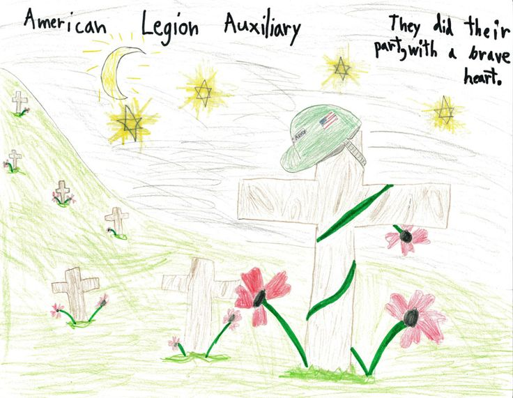 Poppy Poster Winners - American Legion Auxiliary