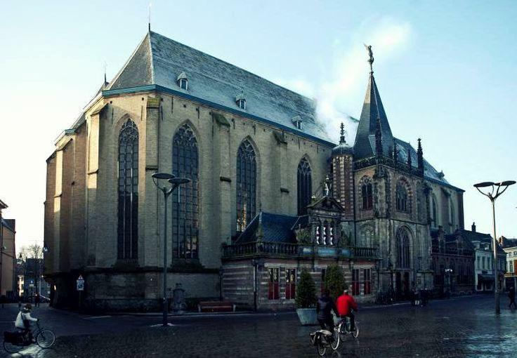 St. Michael Church, Zwolle. (Grote Kerk)