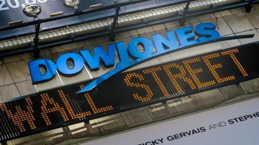 The Dow Jones Industrial Average /ˌdaʊ ˈdʒoʊnz/, also called DJIA, the Industrial Average, the Dow