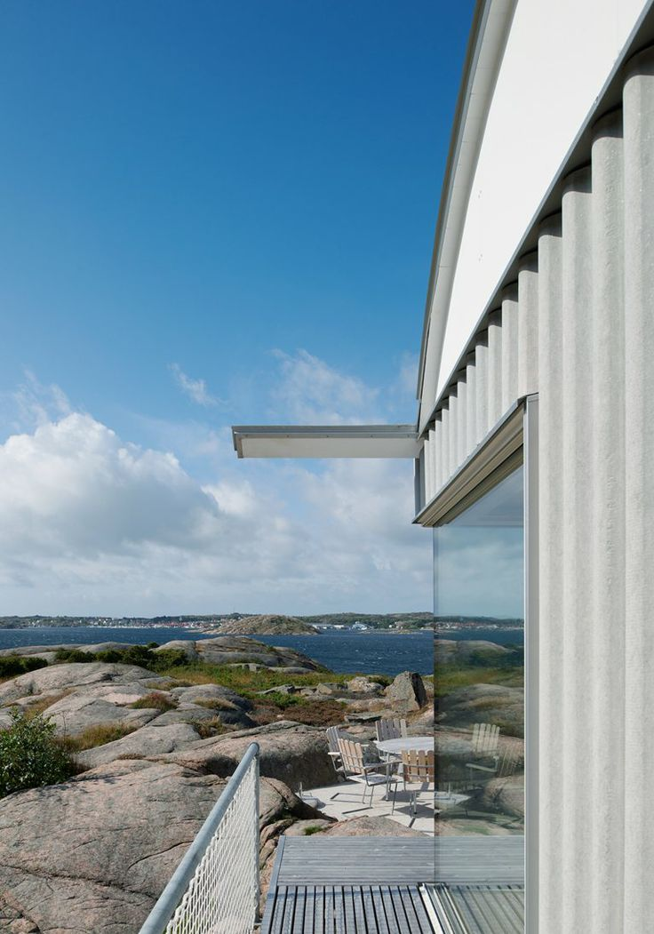 Fahlander Arkitekt, Summerhouse in Slavik, Lysekil, Svezia, 2011