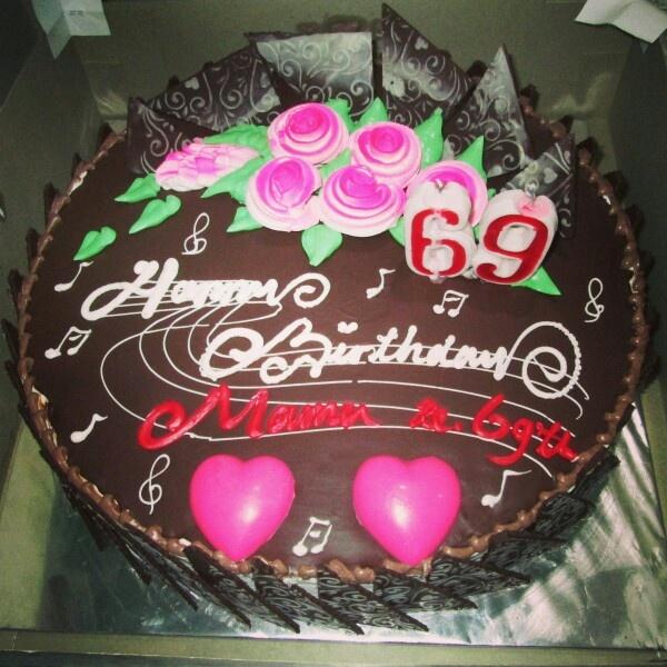 69th birthday soo lovely