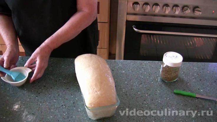 Рецепт - Хлеб из цельной муки от видеокулинария.рф Бабушка Эмма