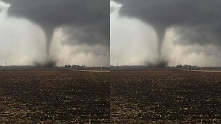CHICAGO WEATHER: 1 DEAD, 14 INJURED AFTER 4 TORNADOES REPORTED NEAR OTTAWA