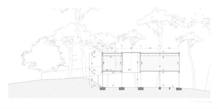Mapa Arquitetos: Casa Professores UFRGS, Porto Alegre - Arcoweb