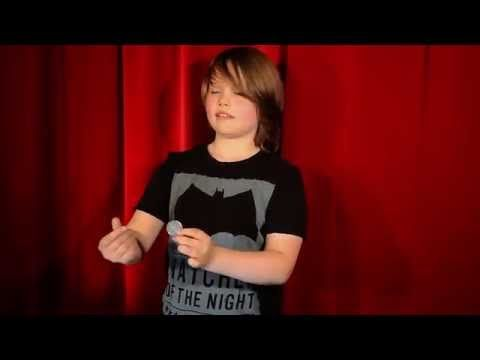 This Kid's Amazing Coin Magic Trick Will Have You Questioning Reality. | Viral Slide