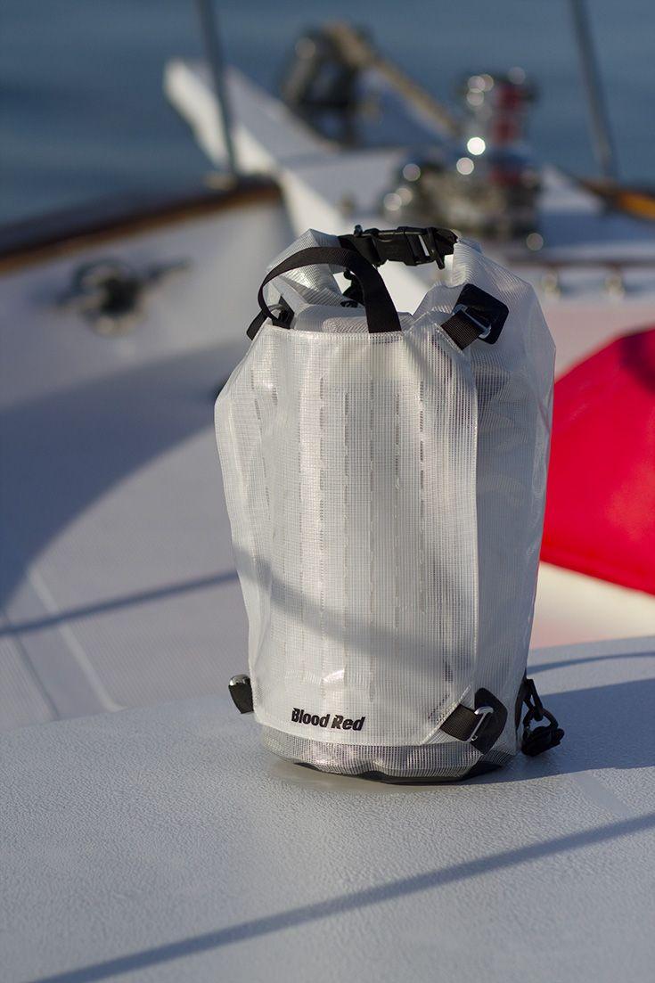 Crystal Cylinder Dry Bag 15L #bloodredclothing #bloodreddrybag