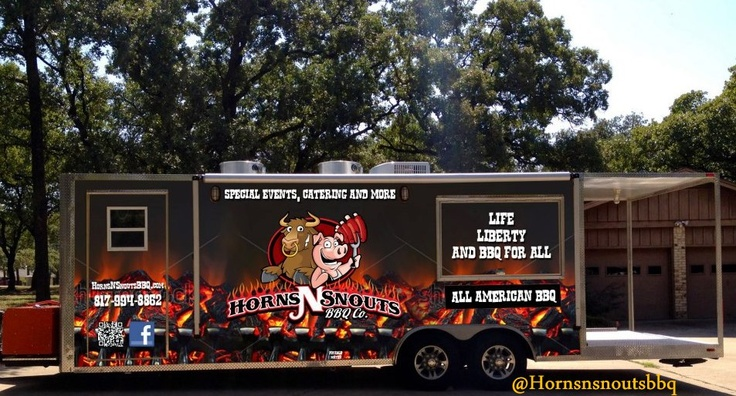 Horns N Snouts Bbq Food Truck Amp Caterers Food Truck
