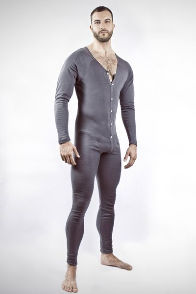 Long johns are coming back in style. Great for cold winters ...