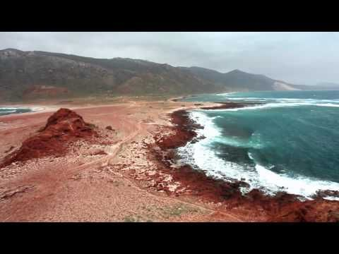 Socotra island. Some beautiful footage of one of the strangest places in the world.