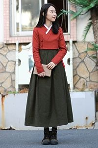 Casual Hanboks by Leesle