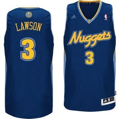 ... Ty Lawson Revolution 30 Swingman Jersey - Denver Nuggets Jerseys from  Fanzz ... db97deb34