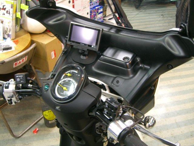 ベンリイ110ルーフ付き 便利屋根 完成 新車バイク 中古バイクの販売 スタッフブログ配信中 総合バイクショップ オクズミ バイクショップ 中古 バイク