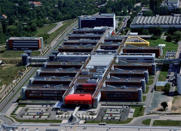 Brněnský kampus. Na tohle centrum vzdělá jsem zvlášť hrdý.