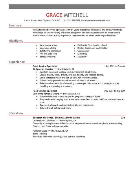 of customer service 4 resume examples sample resume resume