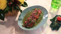 Pembe Domates Salatası Tarifi