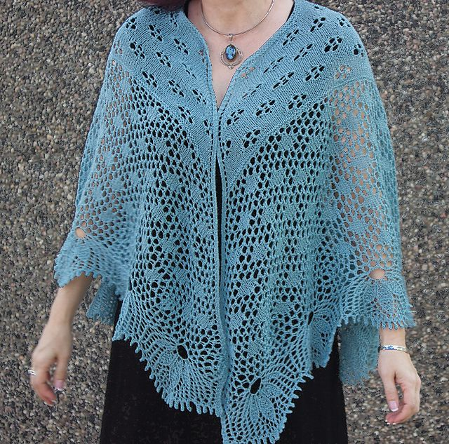 Ravelry: Echinacea pattern by Natalie Servant