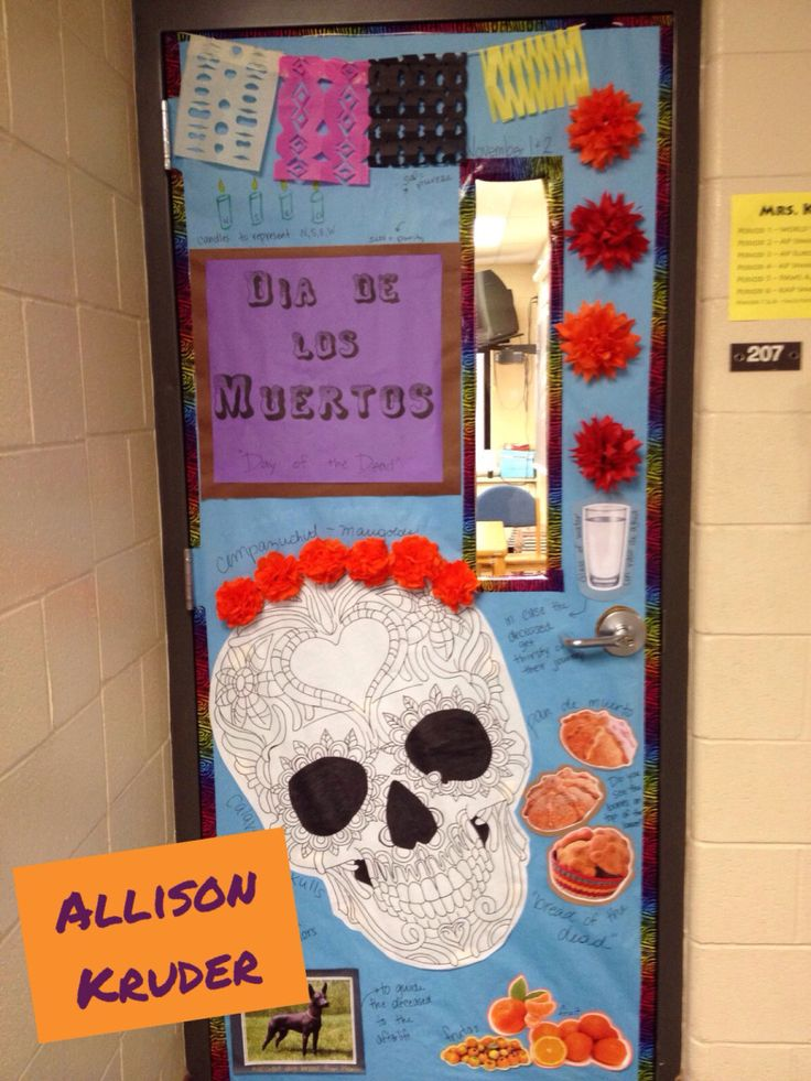 Cool doors to make for your classroom!