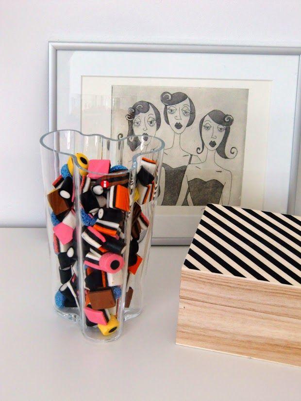 Wisuella   Alvar Aalto vase, Iittala