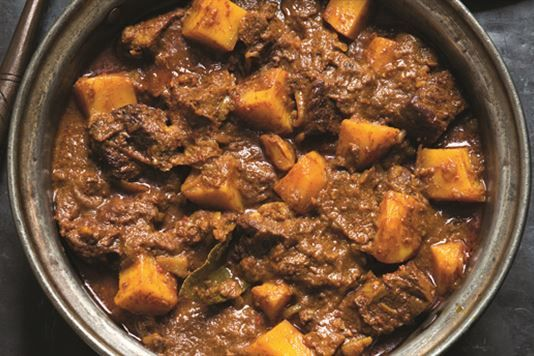 The Hairy Bikers' lamb vindaloo recipe
