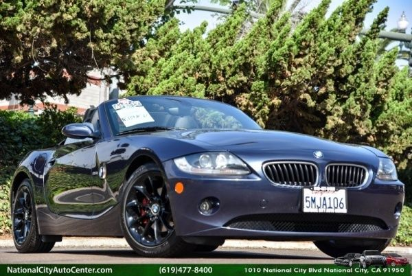 Used 2005 BMW Z4 for Sale in National city, CA – TrueCar