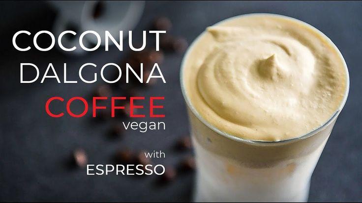 VEGAN DALGONA COFFEE RECIPE FROM TikTok ***WITHOUT INSTANT ...