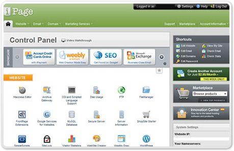 Hosting iPage: ¿Hosting compartido o Wordpress? - http://www.centromin.com.pe/hosting-ipage-hosting-compartido-o-wordpress/