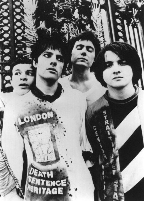 very young Manic Street Preachers #music #inspiration