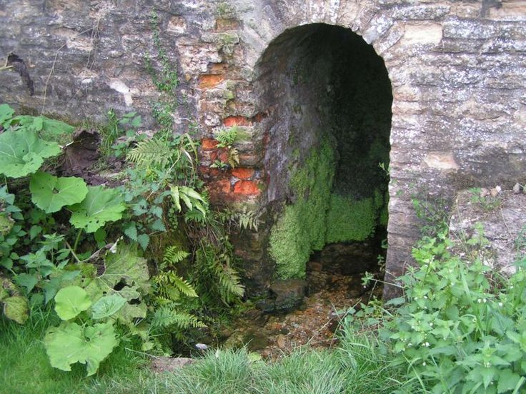 Natural Spring Water Wells