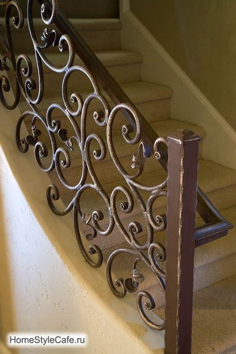 ФОТО ДИЗАЙН ЛЕСТНИЦЫ. Дизайн лестницы, кованые перила. Дизайн лестницы с кованым металлом.