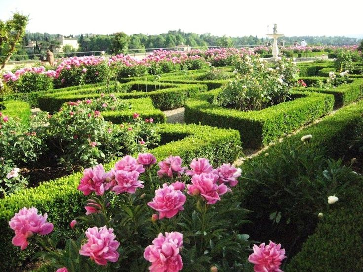 The Most Beautiful Gardens In Florence Part 76
