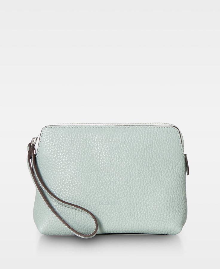 Decadent Hannah Make up purse - Frosty Green