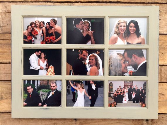 Picture Frame  Picture Frame Collage  Window by EverArizona