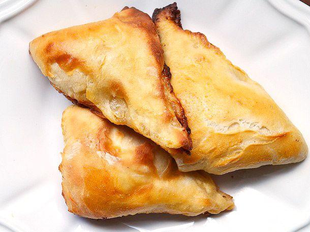 Buttery rowies - butter-layered rolls