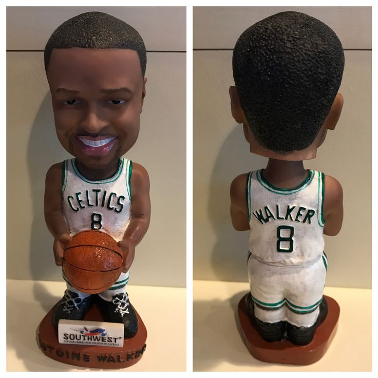 Boston Celtics Antoine Walker - 2002 SGA