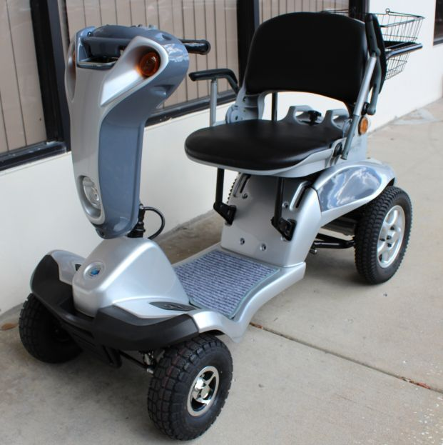 Hummer XL Folding 4-Wheel Scooter Price: $2,125.00 Free Shipping!