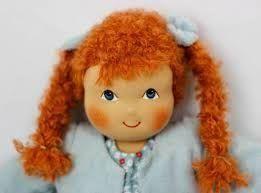 Bildergebnis für orange puppe mit roten haaren