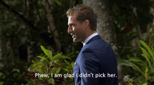 The Bachelor Season Finale - Juan Pablo Bachelor Season Finale - I really wanted to slap him when he said that.
