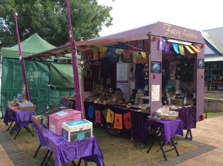 Things I sell in my fairy van at the markets  #fairyleonie #markets #crystals