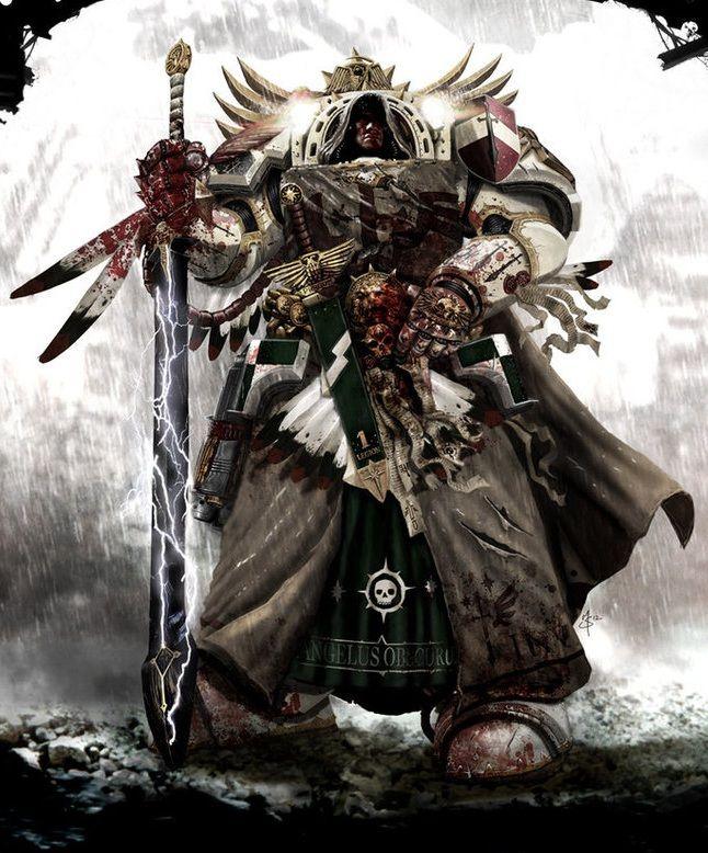 Warhammer 40K - Dark Angel