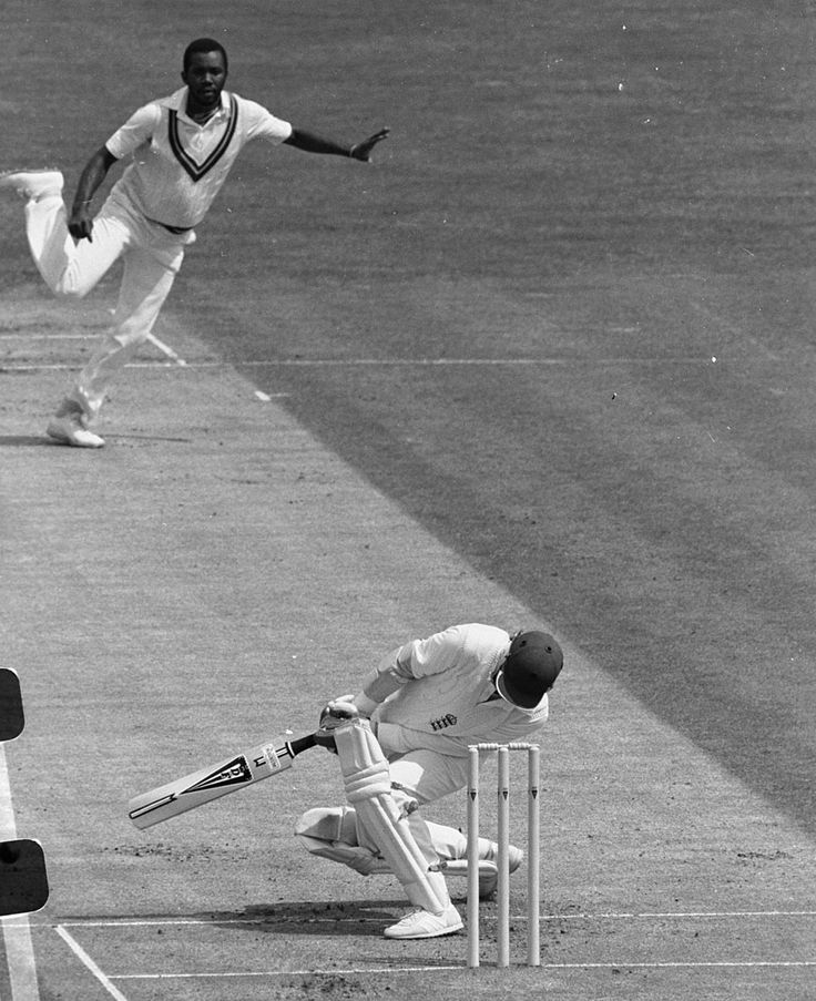 Greatest fast bowler of the modern era | Malcom Marshall, West Indies 1980's